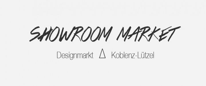 Zu Gast: 28.05 Showroom Market in Koblenz
